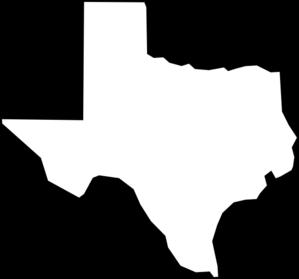 Texas Map Clipart My Blog - Texas map outline