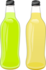 Glass Bottle Beverage Clip Art