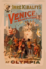 Imre Kiralfy S Brilliant Ballet Spectacle, Venice, The Bride Of The Sea At Olympia Clip Art
