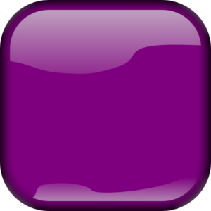 Purple Square Button Clip Art