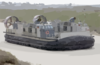 Lcac Maneuvers Down The Ramp To The Pacific Ocean During Exercises Clip Art