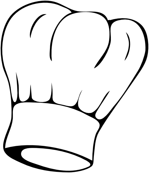 clipart cook hat - photo #13
