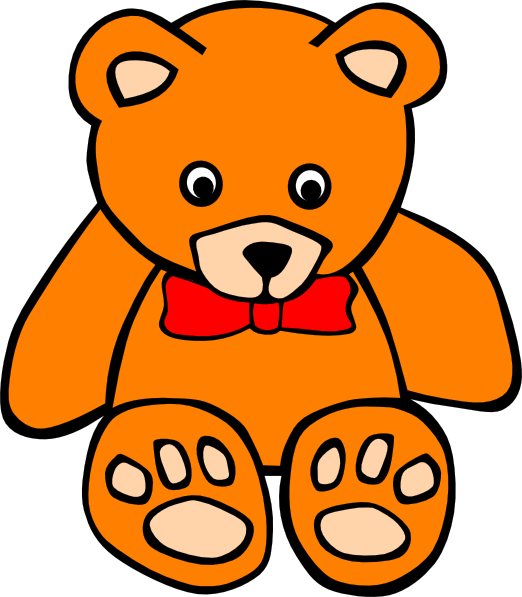 clipart kostenlos teddy - photo #39
