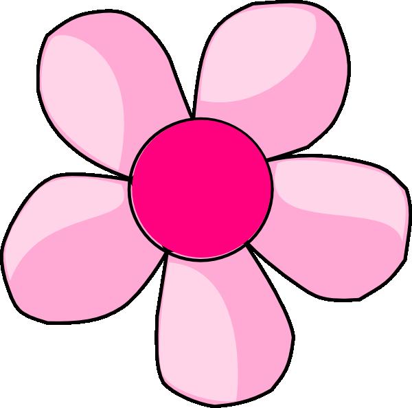 purple daisy flower clip art � cliparts