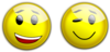 Smiley Happy Wink Clip Art