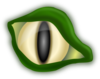 Lizard Eye Clip Art
