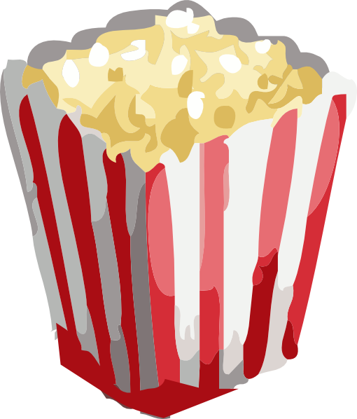 popcorn clip art at clker com vector clip art online royalty free rh clker com popcorn clip art border popcorn clip art transparent