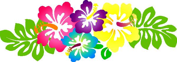 Hibiscus4 Clip Art at Clker.com - vector clip art online ...
