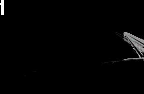 brooklyn bridge black clip art at clker com vector clip art online rh clker com brooklyn bridge vector art brooklyn bridge silhouette vector free