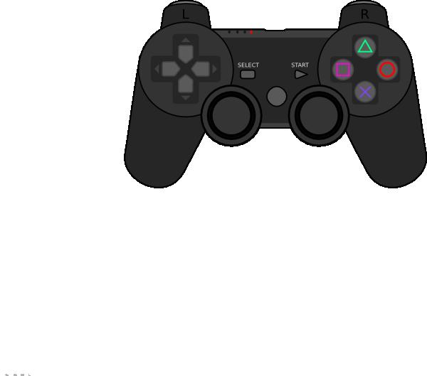 Playstation Controller Clip Art | www.pixshark.com ...