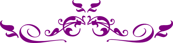 Swirl Purple Clip Art At Clkercom Vector