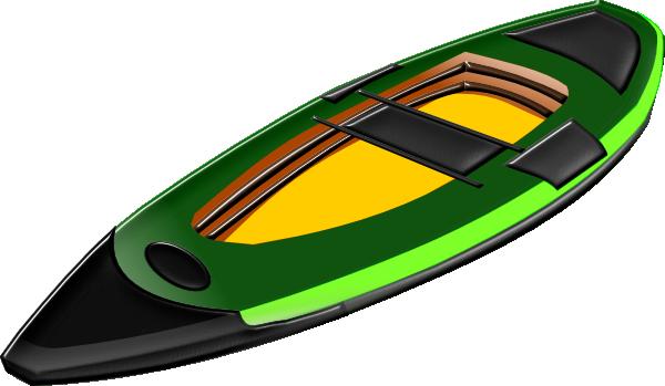 Canoe Clip Art at Clker.com - vector clip art online ...