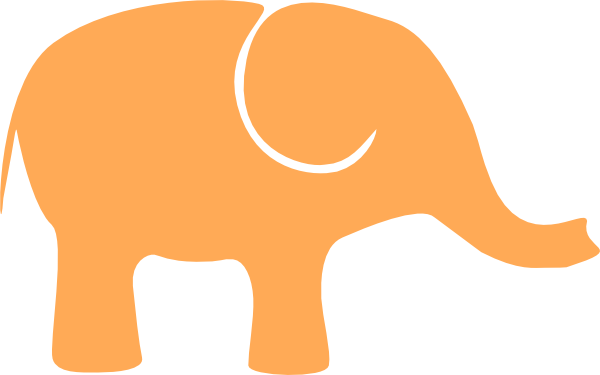 microsoft clip art elephant - photo #36