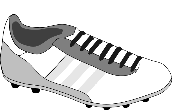 Sport Shoe Clip Art at Clker.com - vector clip art online, royalty ...