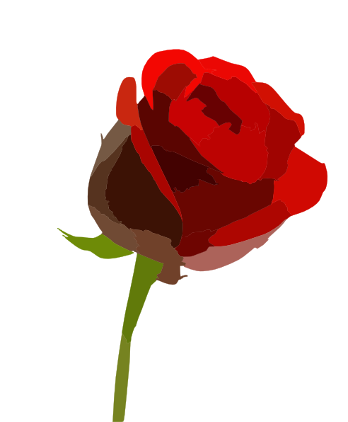 red roses clipart - photo #22