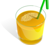 Glass Of Juice Clip Art