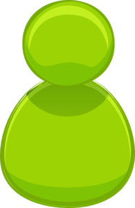 User Green Clip Art