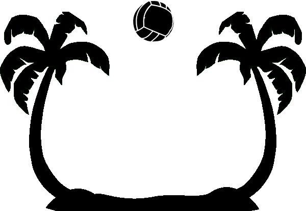 volleyball clip art at clker com vector clip art online royalty rh clker com  beach volleyball ball clipart