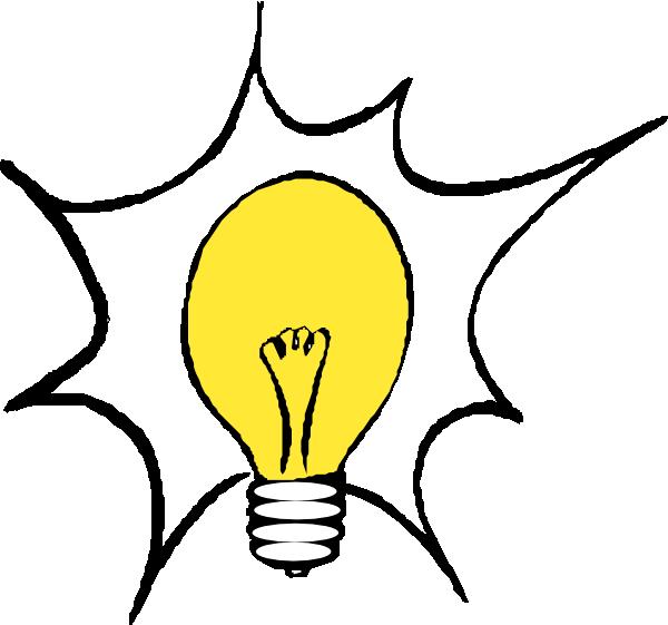 light bulb clip art at clker com vector clip art online royalty rh clker com light clip art photo light clip art photo