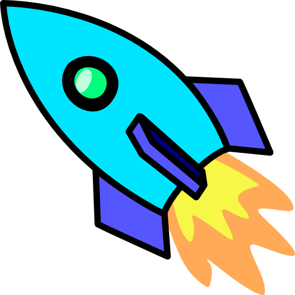 space ship clip art -#main