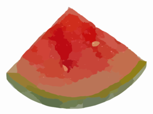 Watermelon Real Clip Art