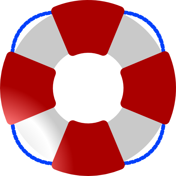 life saver red white blue clip art at clker com vector lifesaver clip art png lifesaver clip art images