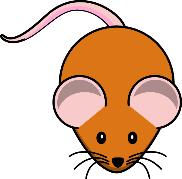 Lab Mouse Clip Art at Clker.com - vector clip art online, royalty free ...