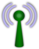 Wifi Icon Fancy Clip Art