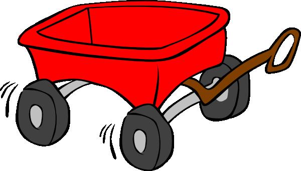 little red wagon clip art at clker com vector clip art Butterfly Border Clip Art butterfly outline clip art for cricut