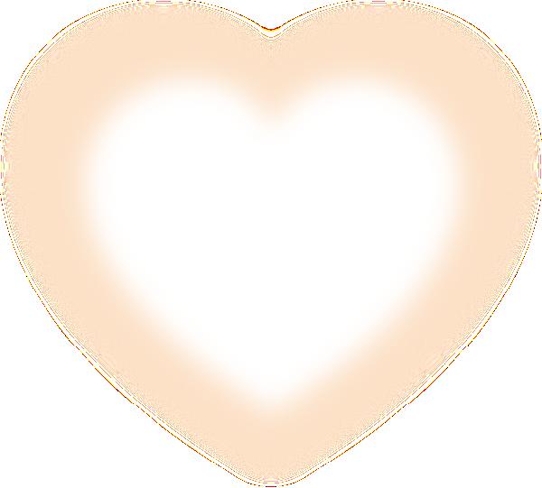 graffiti cream heart clip art at clker com