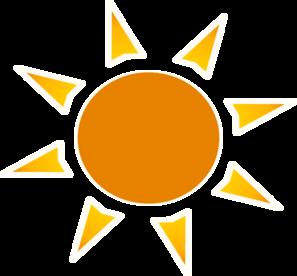 Sun Logo clip art - vector clip art online, royalty free & public ...
