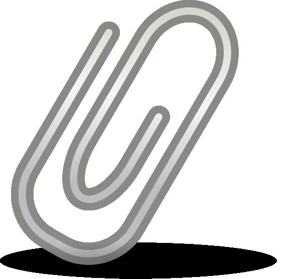 Mail Attachment Clip Art at Clker.com - vector clip art online ...
