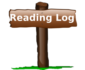 Reading Log Clip Art