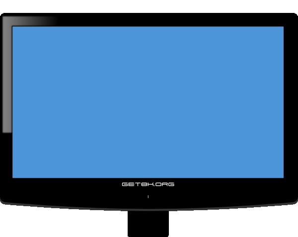 monitor clip art at clkercom vector clip art online