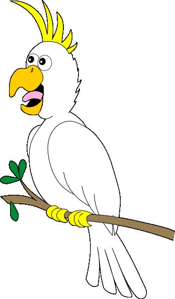 clipart parrot pictures - photo #32