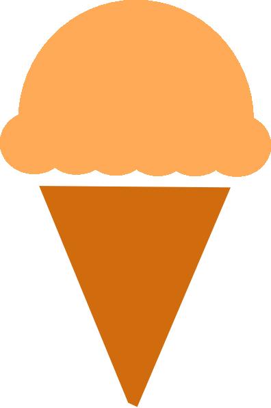 Ice Cream Silhouette Clip Art at Clker.com - vector clip art online ...