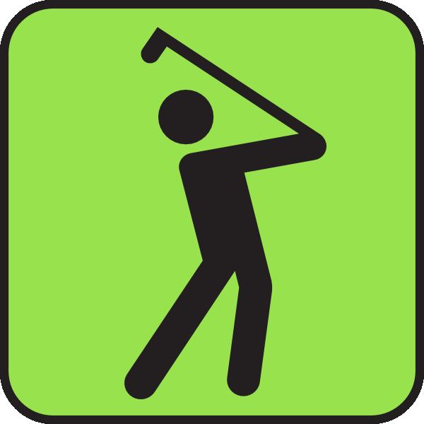 Green Golf Clip Art at Clker.com - vector clip art online ...
