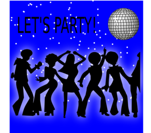 Disco Nights 2 Clip Art