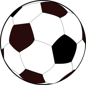 soccer ball clip art at clker com vector clip art online royalty rh clker com  t ball clipart free