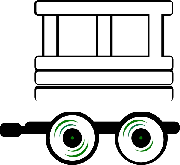 loco train carriage clip art at clker com vector clip art online rh clker com carriage clipart black and white carriage clipart