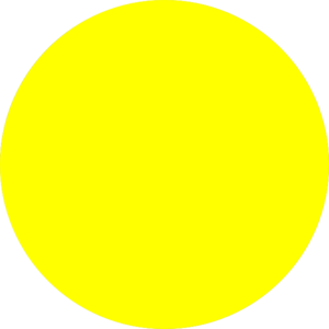 Yellow Shine Moon clip art - vector clip art online, royalty free ...