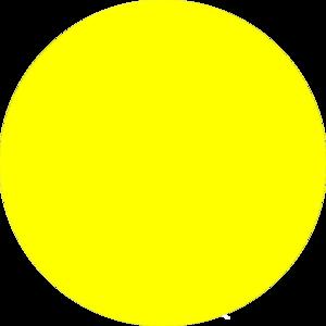 Yellow Shine Moon clip art - vector clip art online, royalty free ...