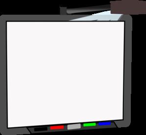 smart board blank clip art at clker com vector clip art Chair Clip Art interactive smartboard clipart