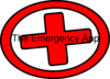 Emergency App Clip Art