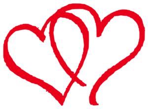 hearts clip art at clker com vector clip art online royalty rh clker com hearts clip art black and white hearts clipart