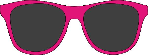 Sunglasses Template  darren criss sunglasses clip art at clker com vector clip art