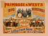 Primrose & West S Big Minstrels America S Champion. Clip Art