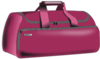 Pink Baggage Clip Art