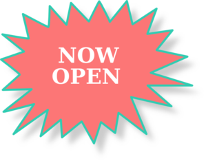 Now Open Sign Clip Art
