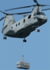 A Ch-46  Sea Knight  Helicopter From Helicopter Combat Support Squadron (hc-8). Clip Art